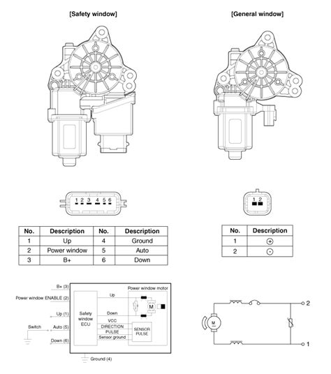 100 window motor wiring diagram tech series 1960