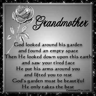 Birthday Quotes For Who Has Away Happy Birthday Grandma Quotes In Heaven Or Passed Away