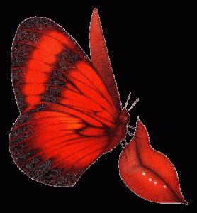 imagenes de mariposas hermosas con movimiento 7 im 225 genes bonitas con movimiento con frase de besitos
