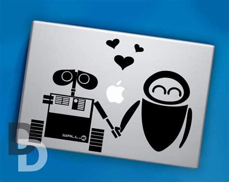 Sticker X Stiker Laptop wall e and macbook decal vinyl laptop sticker ebay