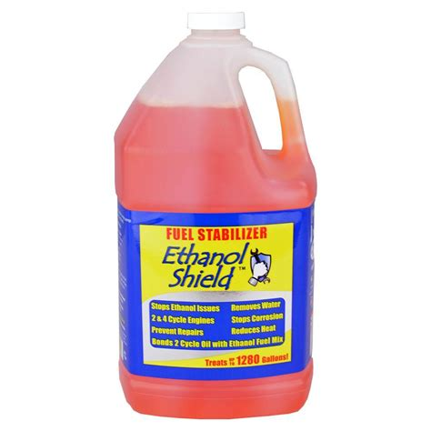 ethanol shield 1 gal multi purpose fuel stabilizer shop