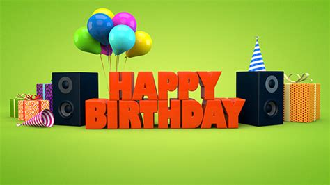 template photoshop happy birthday happy birthday by 4et videohive