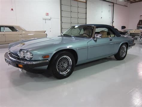 1991 Jaguar Xjs Convertible 1991 Jaguar Xjs Convertible 170023