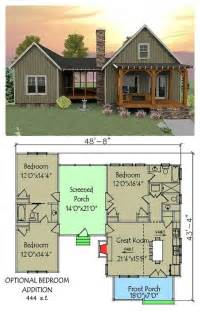Small House Floor Plans With Porches 15 Best Ideas About Tiny House Plans On Pinterest Small