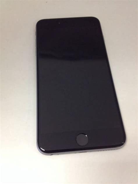 Iphone 6 Plus 128gb Gray apple iphone 6 plus 128gb space gray verizon unlocked warranty 885909971558 ebay