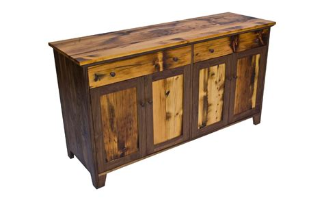 Buffets Furniture by Vermont Country Reclaimed Wood Buffet Fairhaven Furniture