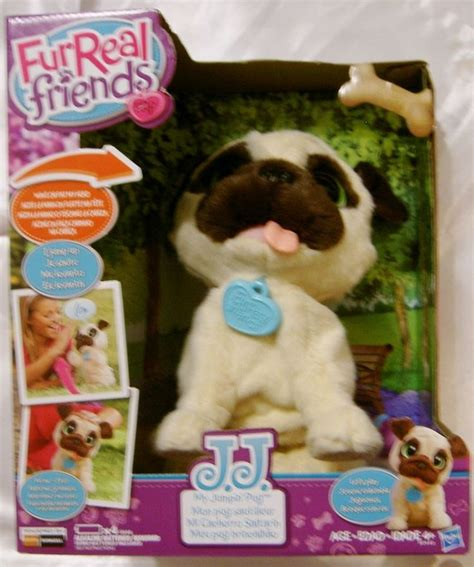 furreal jumping pug 22 best fur real friends images on real friends liberty and plush