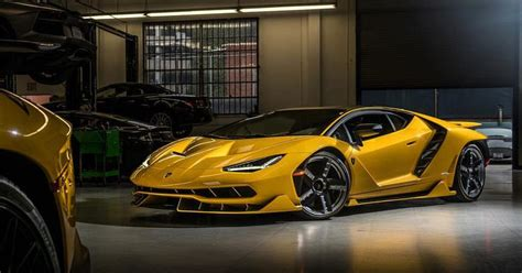 Where Are Lamborghinis From Lamborghinis Don T Get More Outrageous Than A Yellow