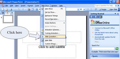 Custom Slide Design Powerpoint 2003 Show Powerpoint