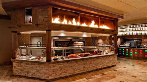 village seafood buffet merges with carnival world buffet