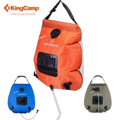 Portable Water Dhaulagiri 20 Liter kingc waterproof bag 20l cing solar shower bag portable outdoor hiking solar energy