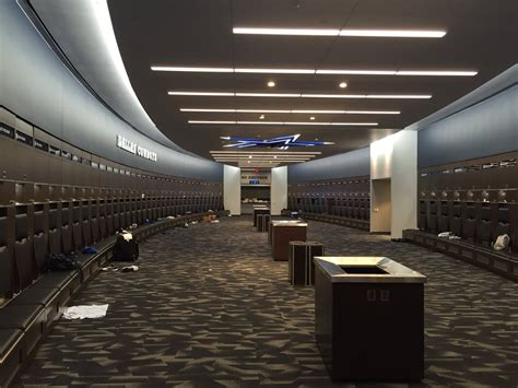 dallas locker room dallas cowboys locker room at the has come a way in a month scoopnest