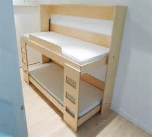 Narrow Bunk Beds Moving Space Saving Bunk Bed For Room Kidsomania