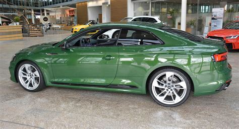 Thoughts On Sonoma Green Audi Rs5 Coupe Paint Colors GamesL