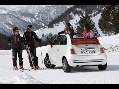fiat 500 in snow 2017 ototrends net