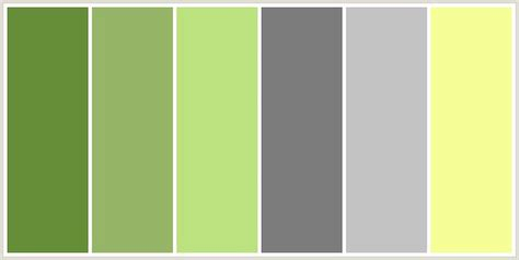 green palette colors green color scheme website color scheme image simple