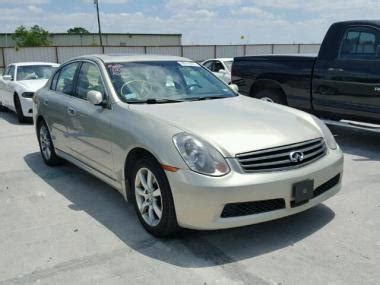 infiniti g35 awd for sale used 2005 infiniti g35 awd for sale at auctionexport