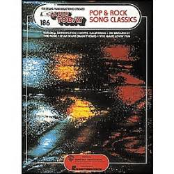 rock the luckiest in pop books hal leonard 40 pop rock song classics e z play 186
