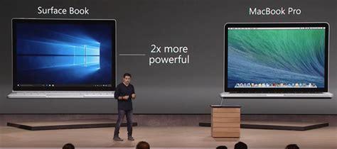 Perbandingan Macbook Air macbook air 13 vs microsoft surface pro 4 tekno network
