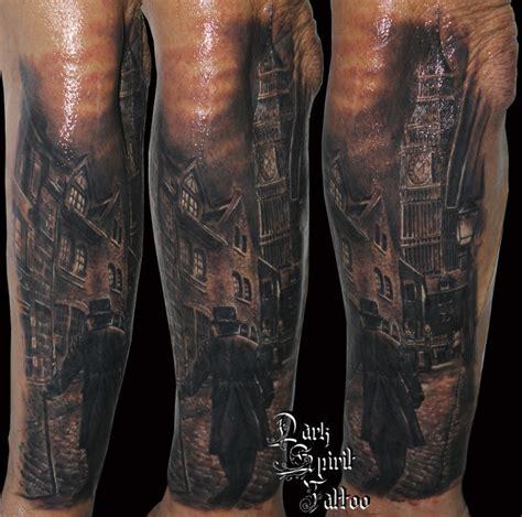 spirit tattoo new london tatouage masque venitien fleur de lys puzzle