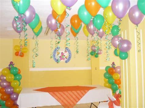como decorar para un cumple anos de nino decoraci 243 n con globos para fiestas infantiles madrid