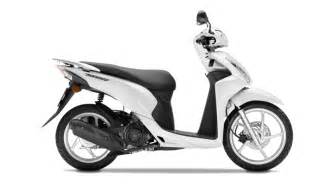 Vision Of Honda Specifications Vision Scooter Range Motorcycles