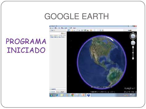 uso imagenes google earth guia de uso de google earth