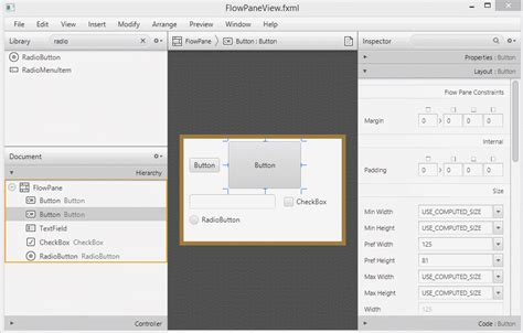 javafx layout tutorial javafx flowpane layout tutorial