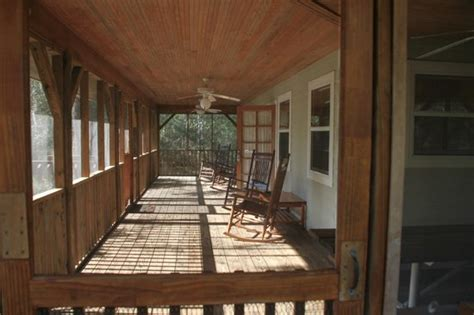length of front porch cabin 6 picture of silver