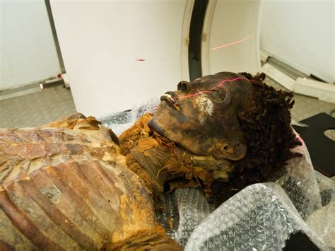egyptian princess mummy had oldest known heart disease