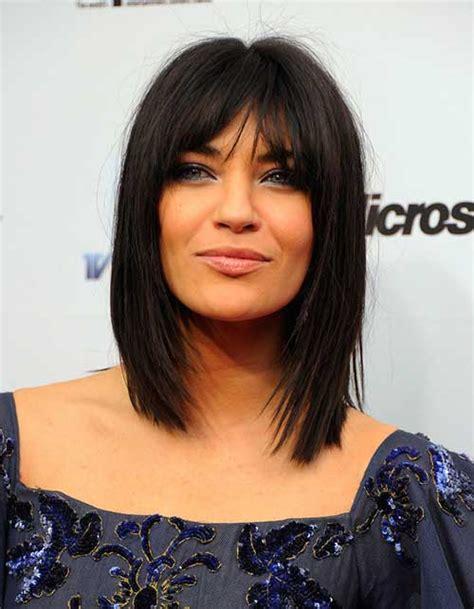 black hair with bangs short straight hairstyles with bangs short hairstyles