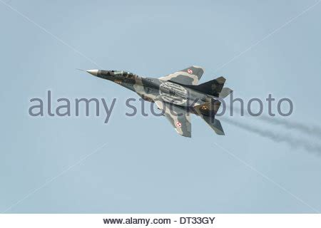 Herpa Wings Russian Air Strizhi Aerobatic Team Mikoyangurevich the mikoyan mig 29 fulcrum jet fighter aircraft stock