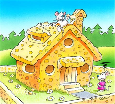 cheese house pin cartoon housejpg on pinterest