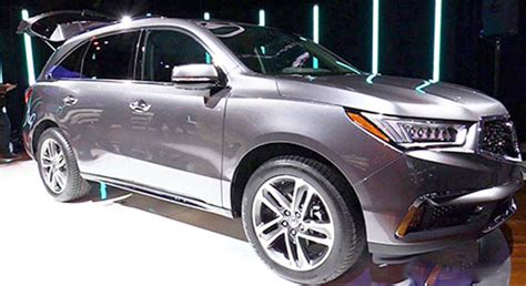the new acura mdx 2019 release date and specs 2019 acura mdx changes new interior release date 2018