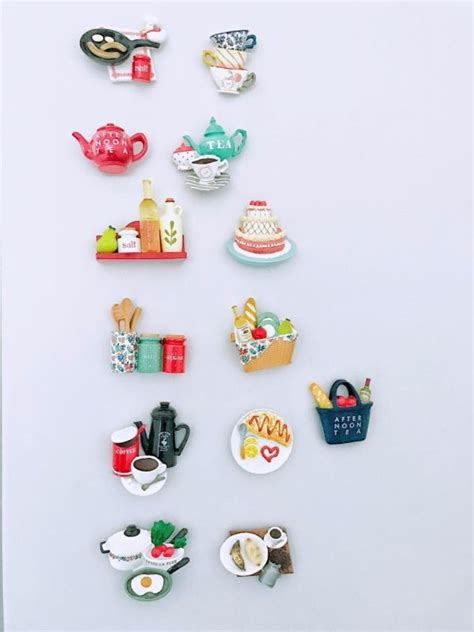 10 Cutest Fridge Magnets by Fridge Magnets Shop Collectibles Daily