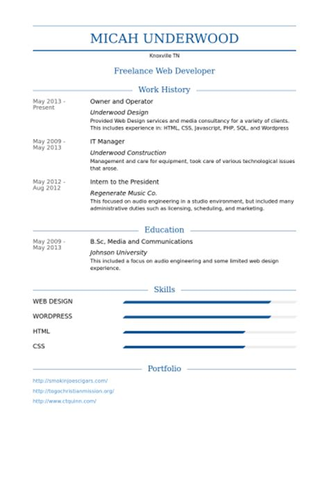 owner and operator resume samples visualcv resume