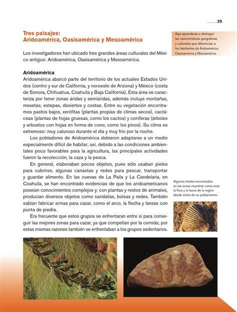 Geografa 4o Grado By Sbasica Issuu | historia 4o grado by sbasica issuu