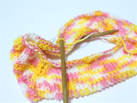 how do you knit with a circular needle how to knit on circular needles 10 steps with pictures