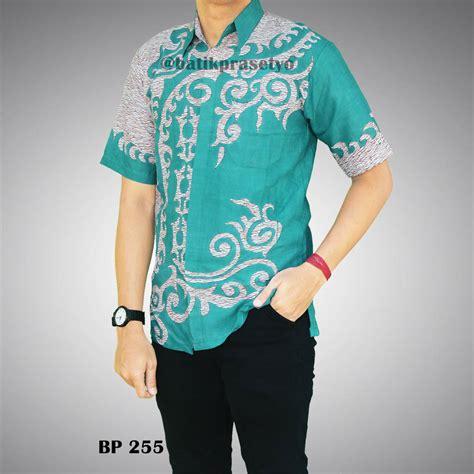 Kemeja Batik Modern 10 kemeja batik pria modern bp 255 batik prasetyo