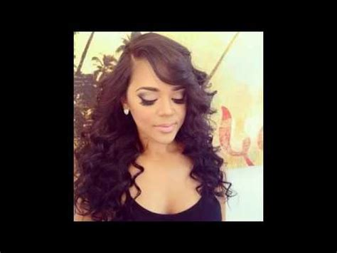 sew in for black woman dubbies sew in weave hairstyles natural long short black hair