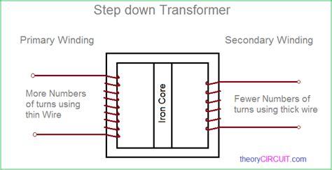 step transformer theory wiring diagrams wiring