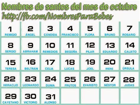 Calendario Para Bebes Calendario De Nombres Para Bebes Pictures To Pin On
