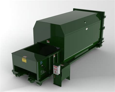 trash crusher types of trash compactors flood brothers disposal