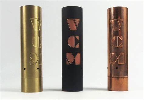 Alpha Mod Competition Mechanical Mod best quality vaporizer best high end vape mods
