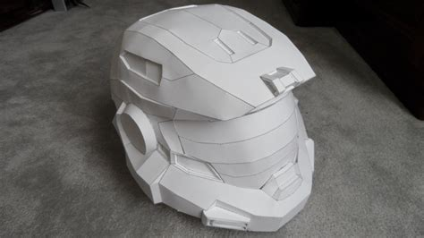 Halo Helmet Papercraft - halo reach v b helmet by azn on deviantart