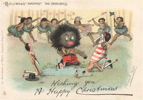 victorian christmas cards    creepy   times  bored panda