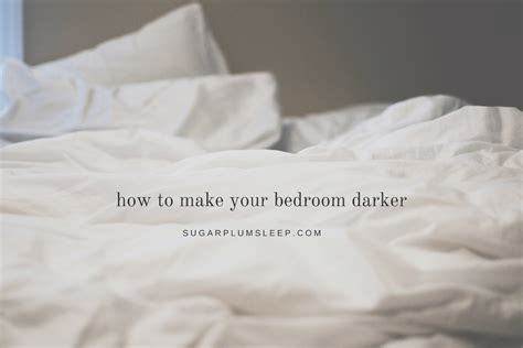 how to make your bedroom darker weifeng furniture