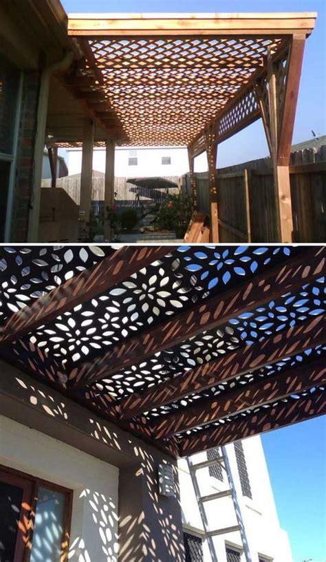 lattice roof pergola best 25 lattice deck ideas on lattice ideas deck skirting and porch lattice