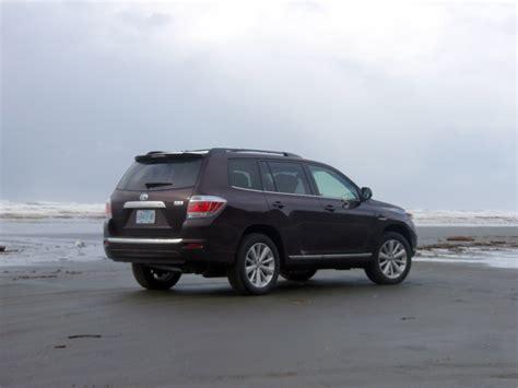 Gas Mileage Toyota Highlander Fuel Economy Of The 2011 Toyota Highlander Hybrid 4wd