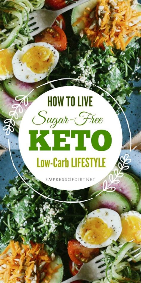 Is A Sugar Detox Similar To Keto by Give Up Sugar With The Keto Lifestyle Empress Of Dirt